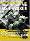 GA Graphic《機動戰士終級檔案 MS 06薩克II》楓樹林
